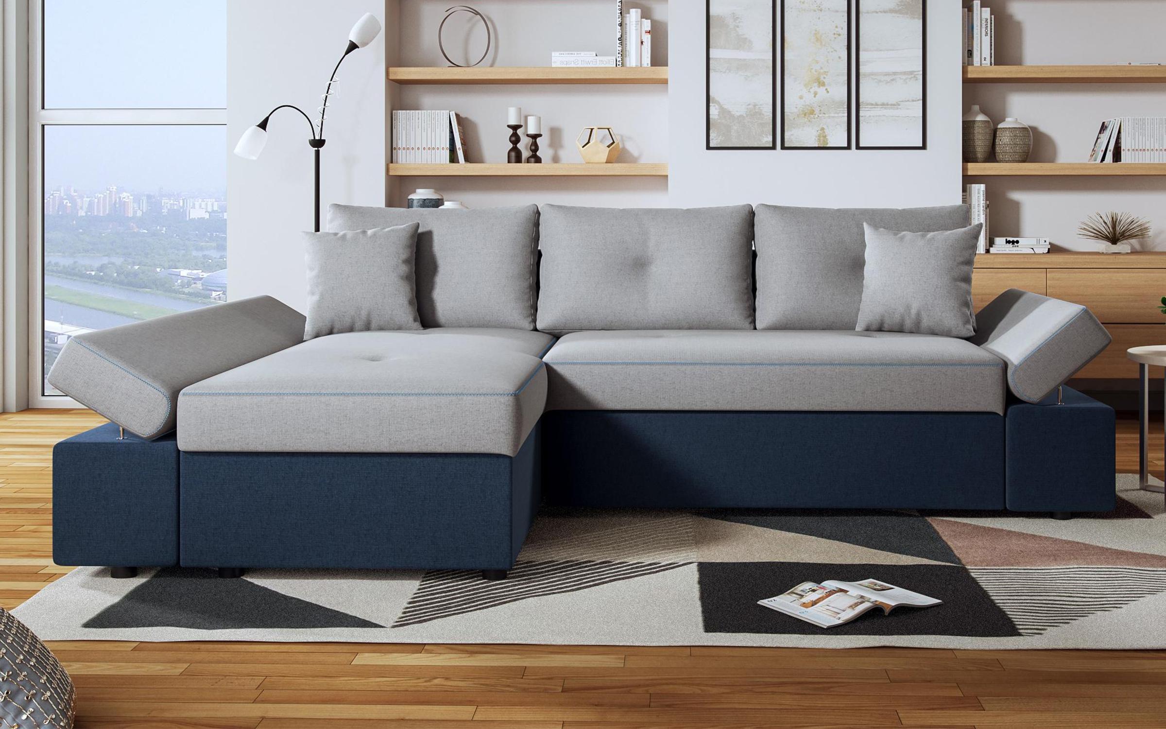 Разтегателен диван Виченца