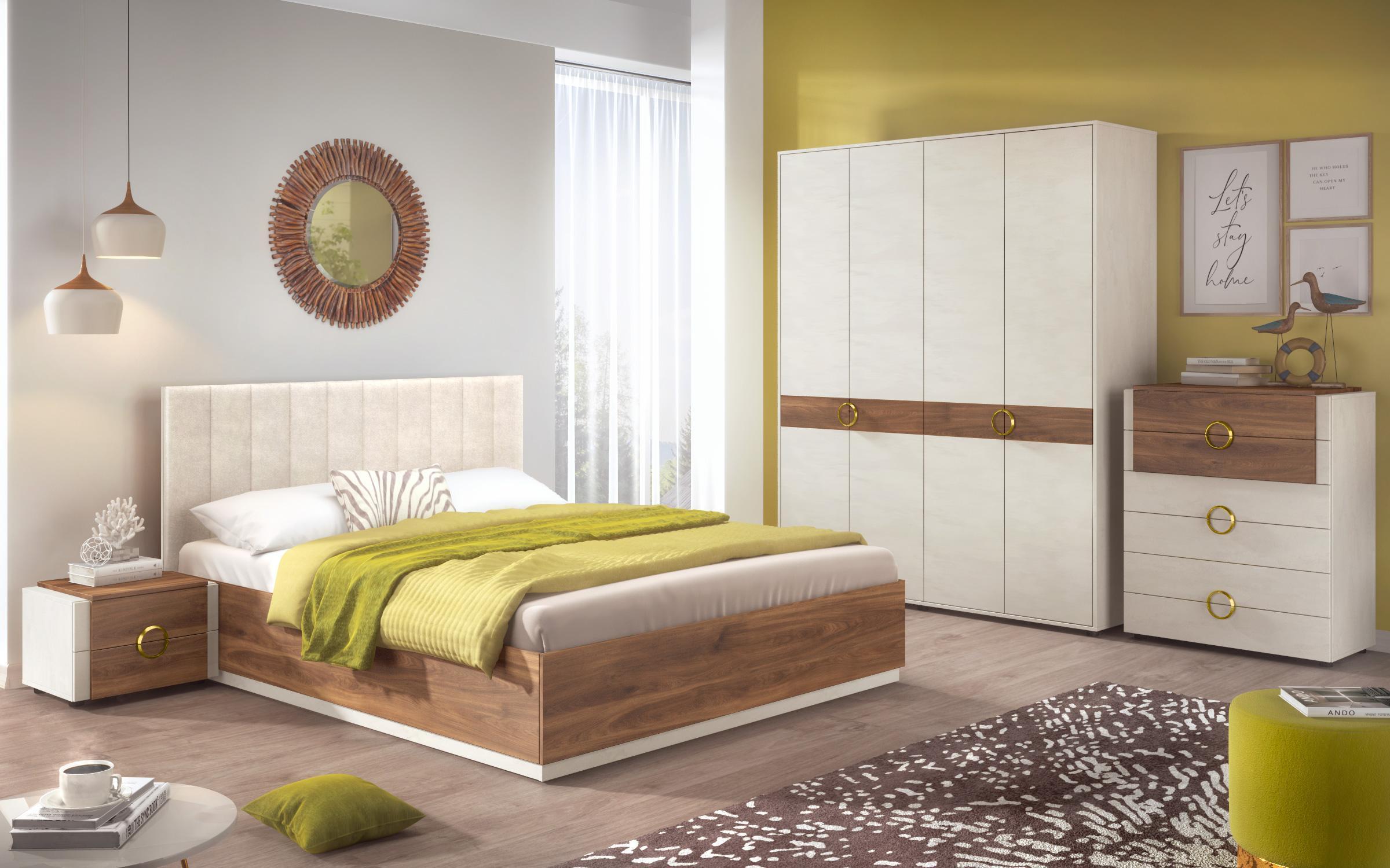 Спален комплект Аронда
