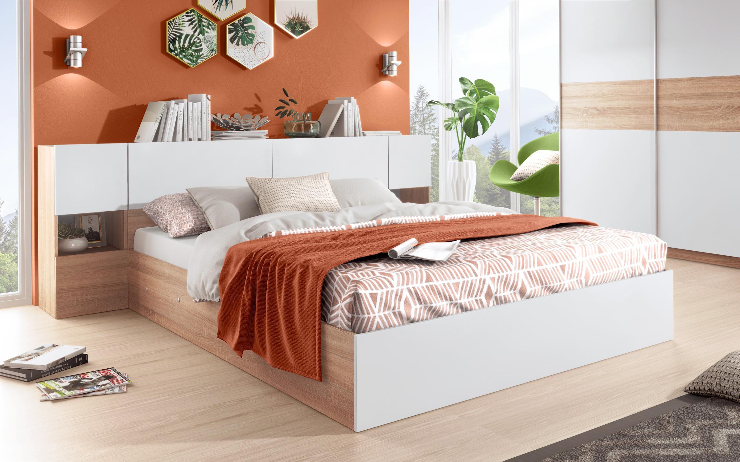 Спален комплект Сантал