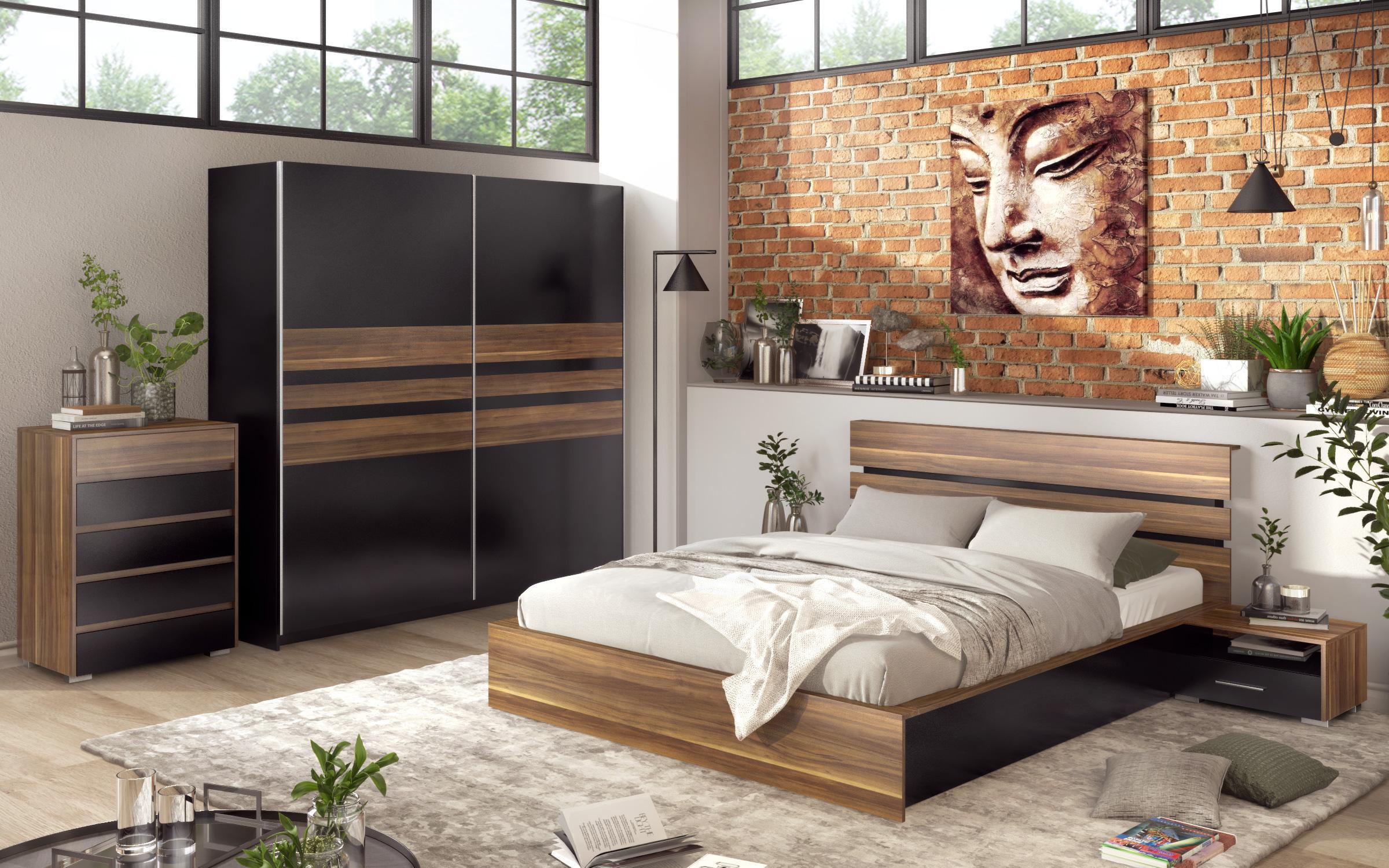 Спален комплект Сения