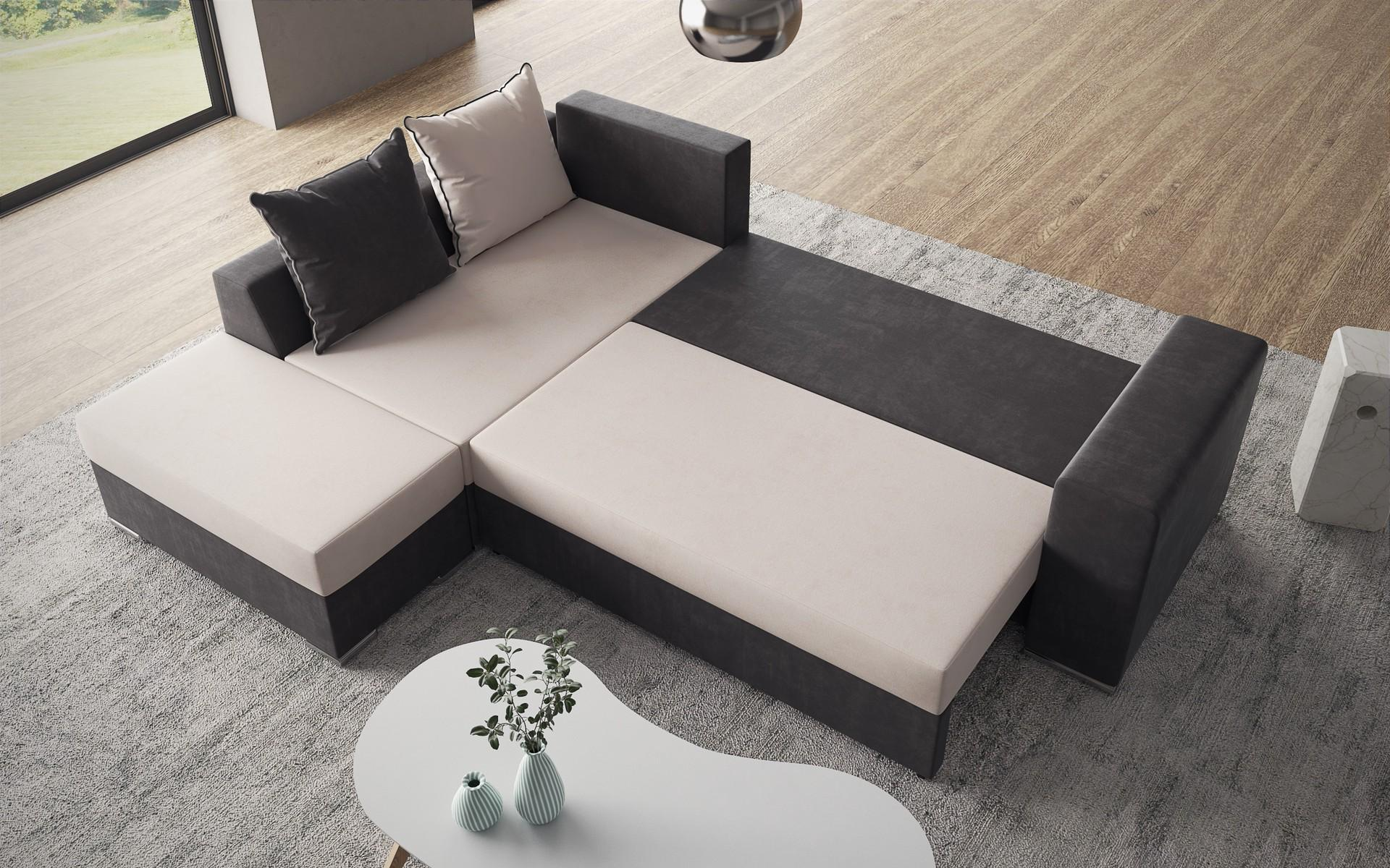 Разтегателен диван Еворио