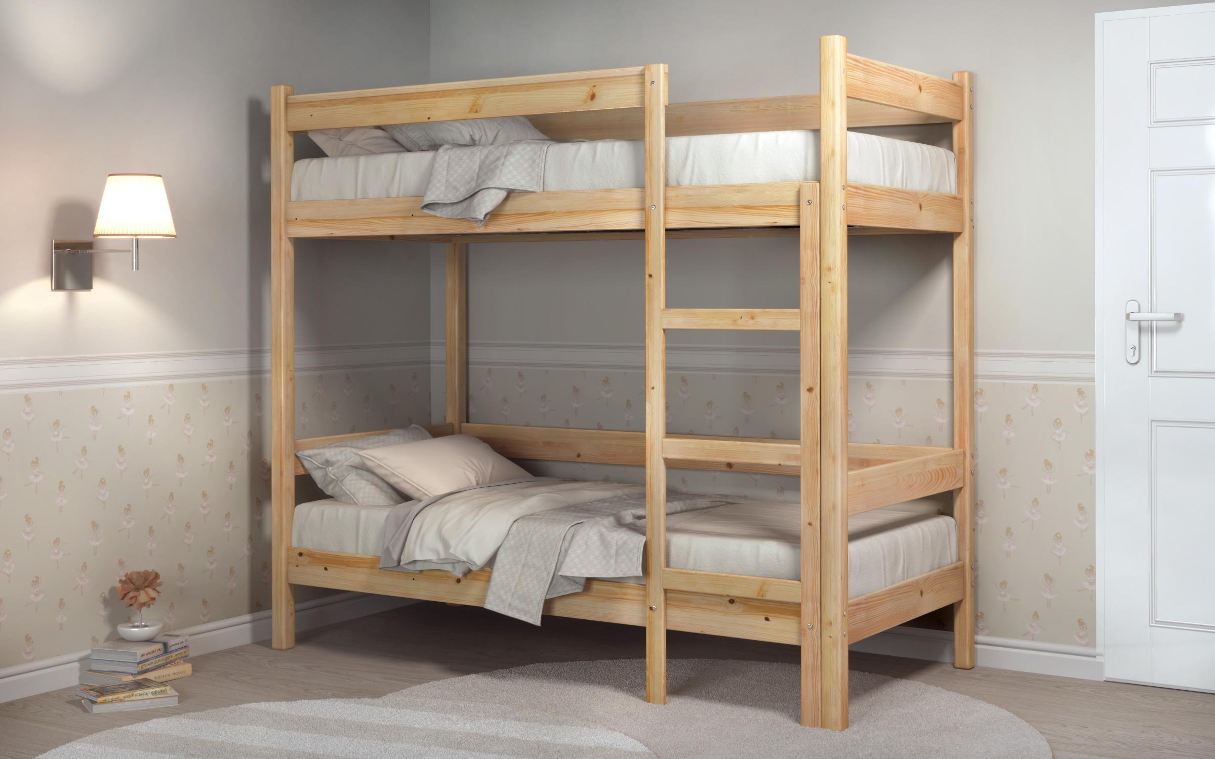 Двуетажно легло Бонет