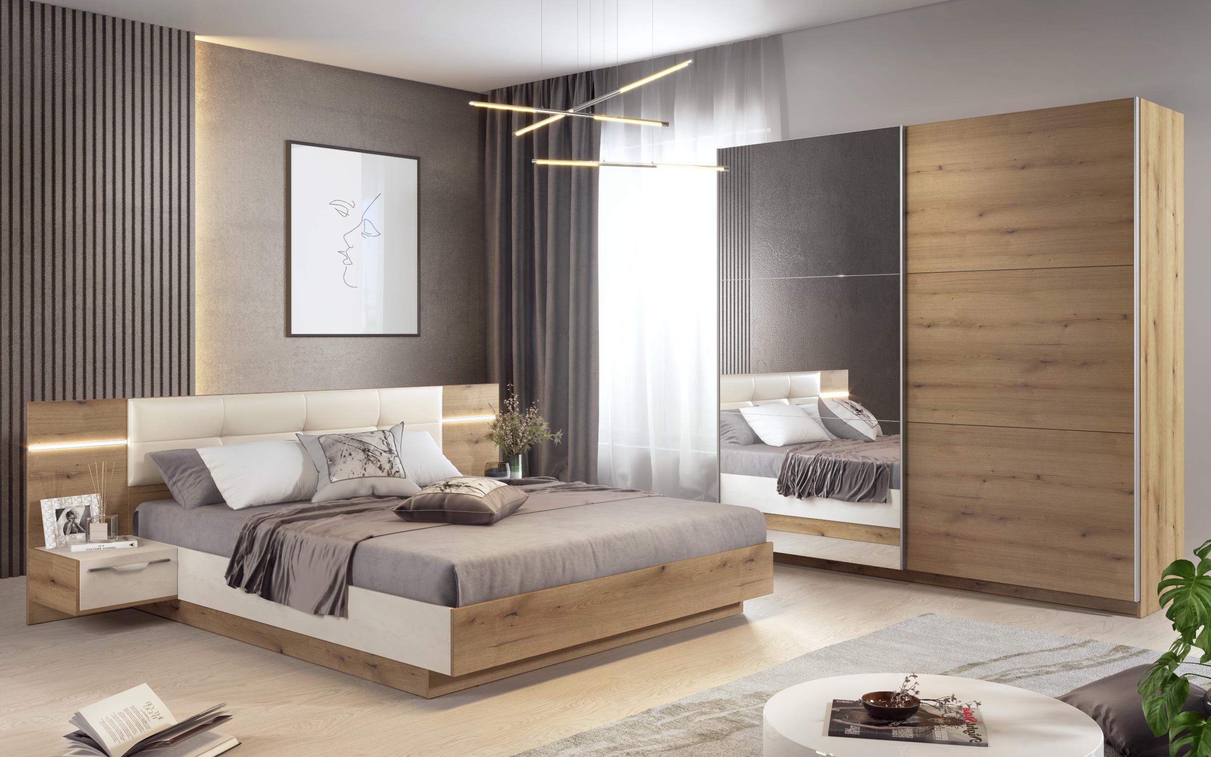 Спален комплект Алинор