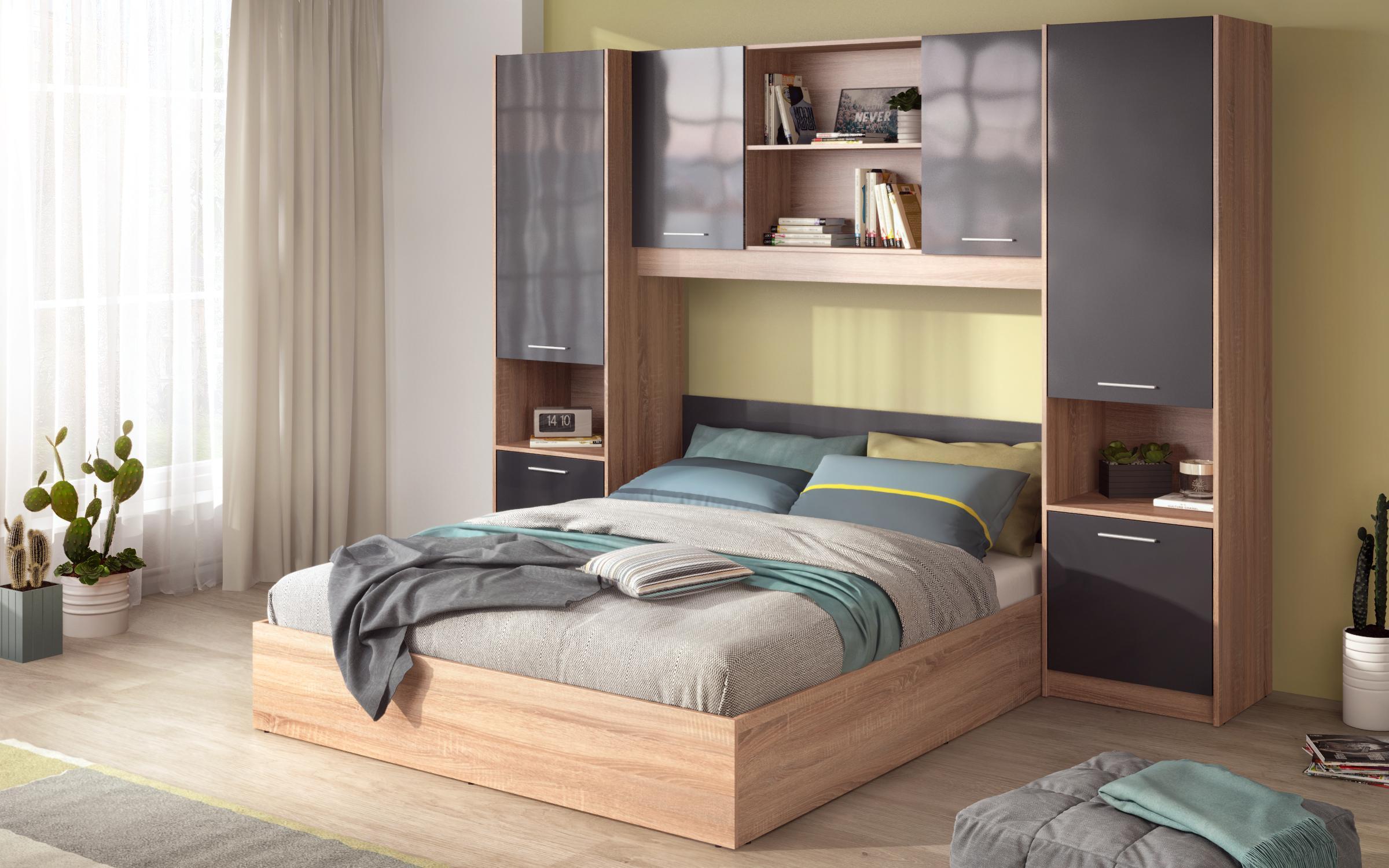 Спален комплект Диема