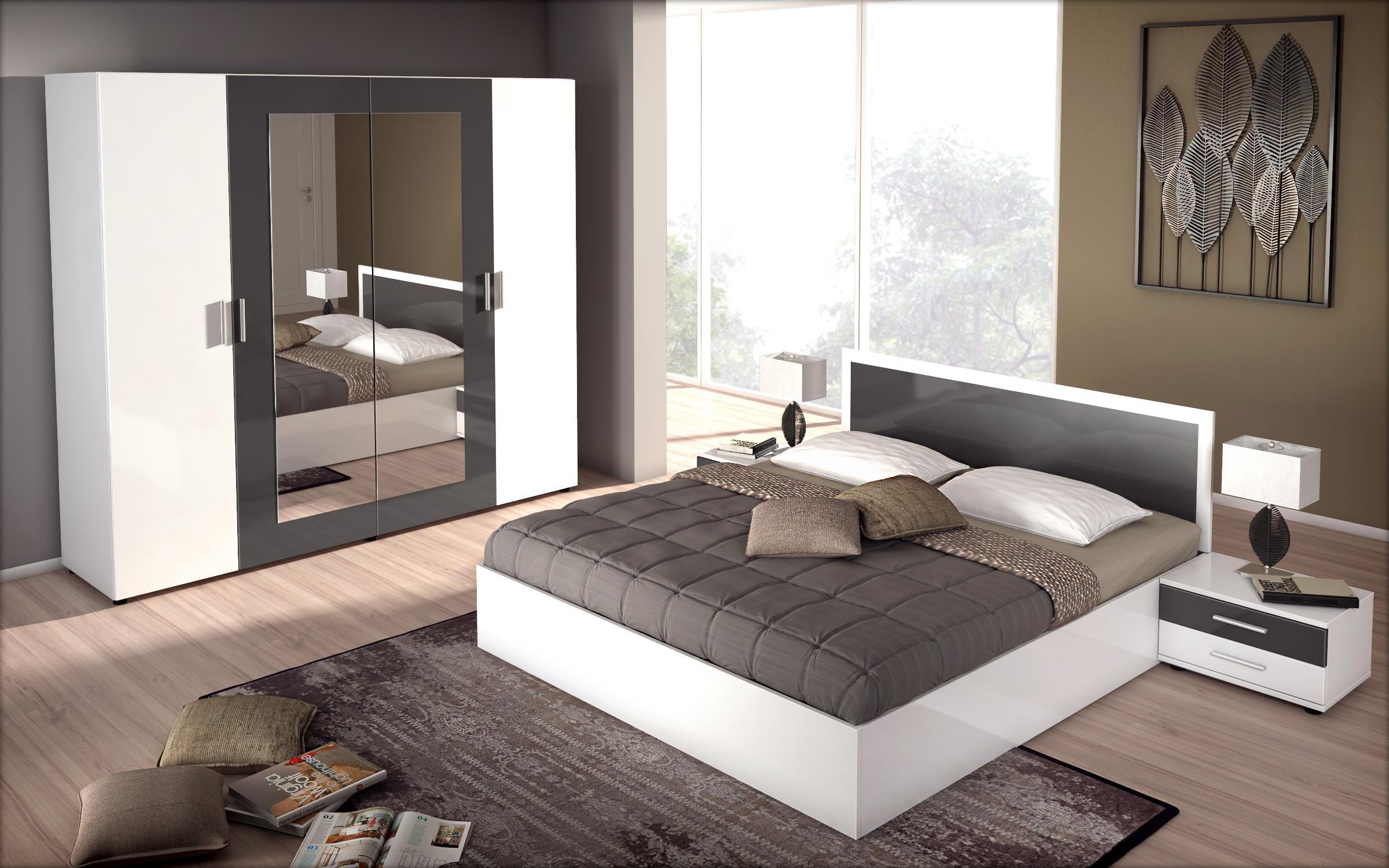 Спален комплект Порто